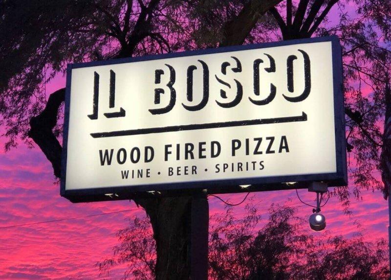 Il Bosco Signage Arizona
