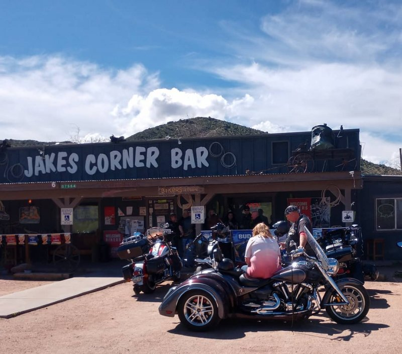 Jake's Corner Bar Arizona