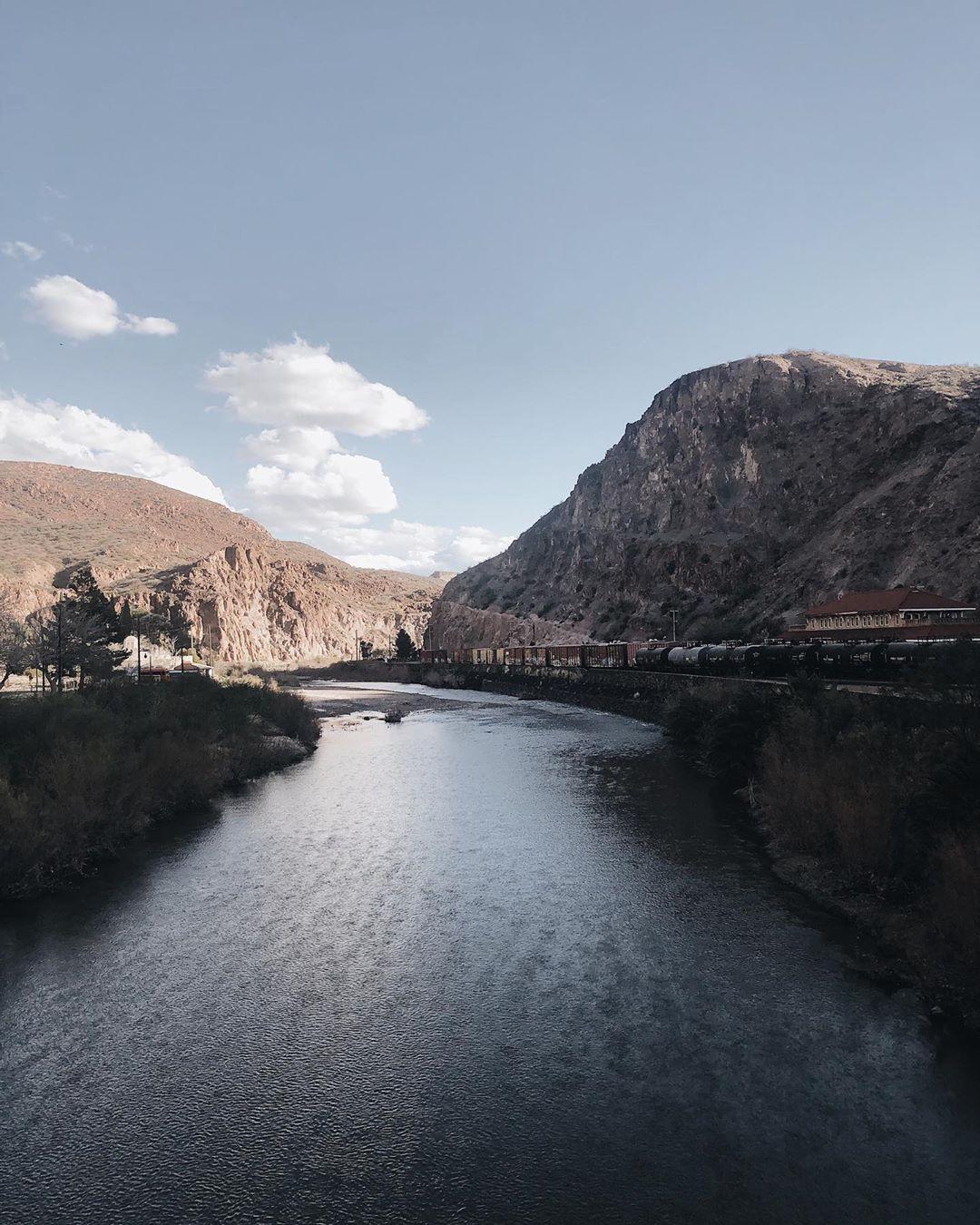 San Francisco River AZ