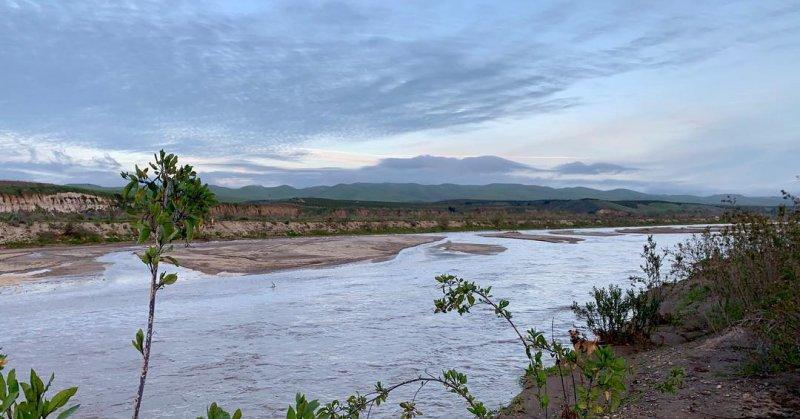 Santa Maria River AZ