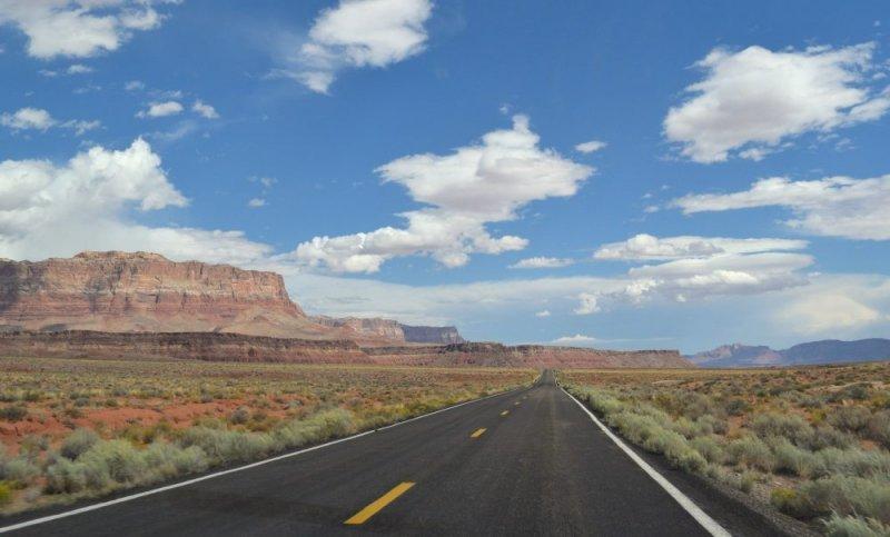 State Route 89A Arizona