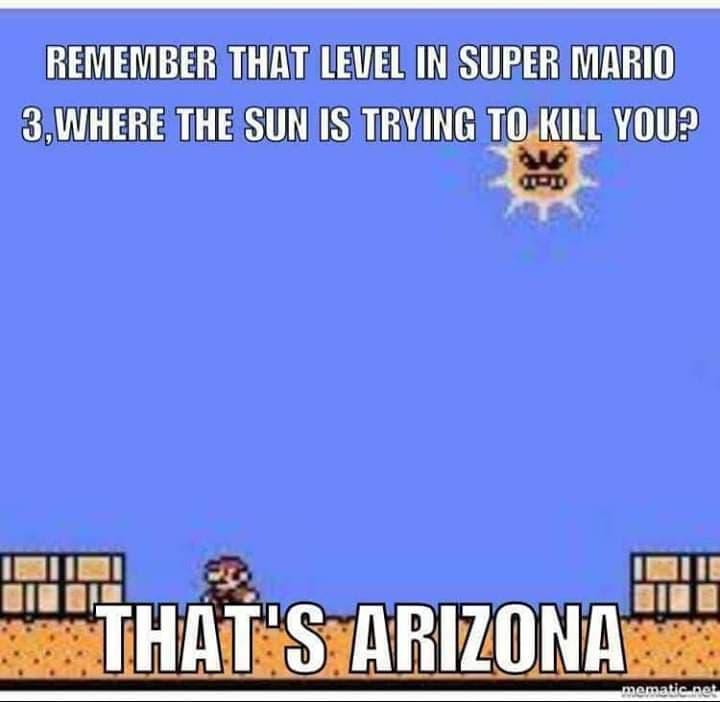 Super Mario AZ