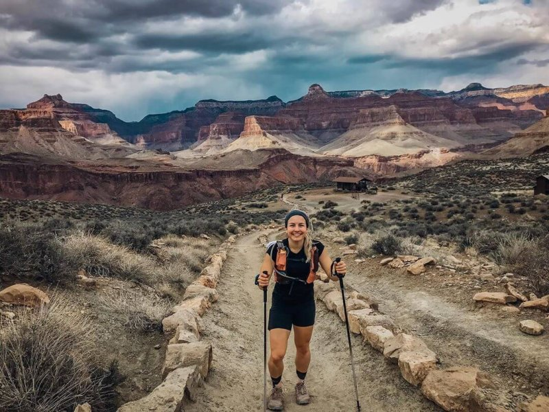 Bright Angel Trail Arizona Dangerous Hikes