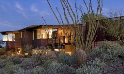 The Byrne Residence Scottsdale AZ