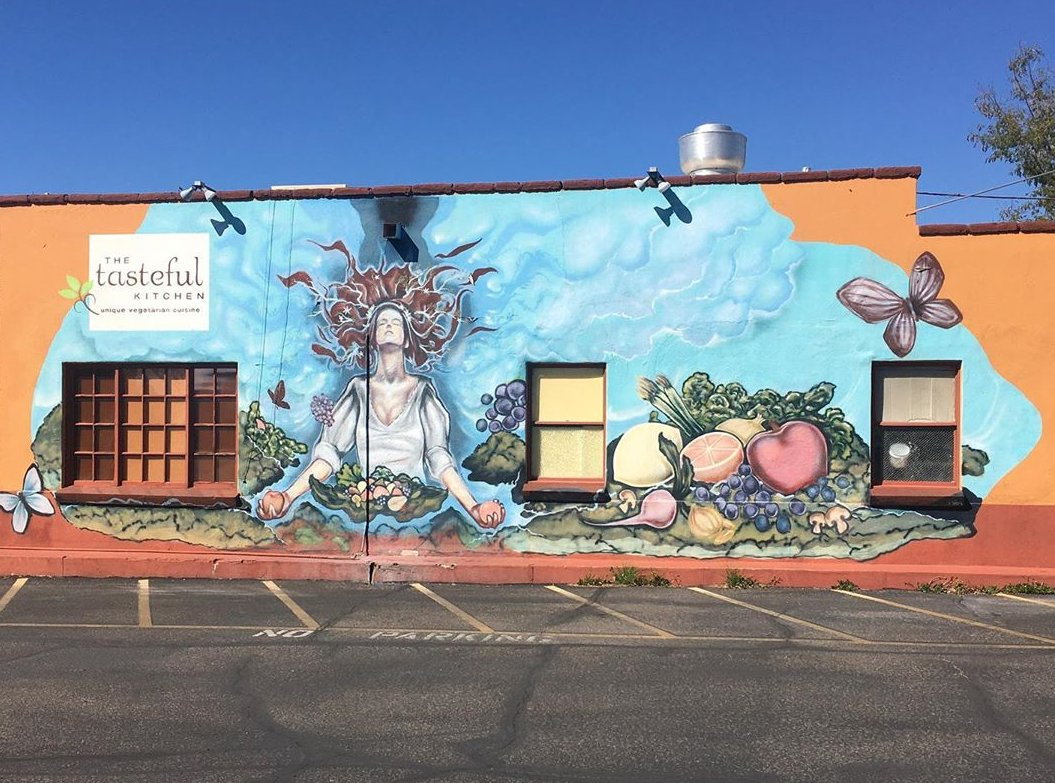 The Tasteful Kitchen Vegan restaurant in tucson