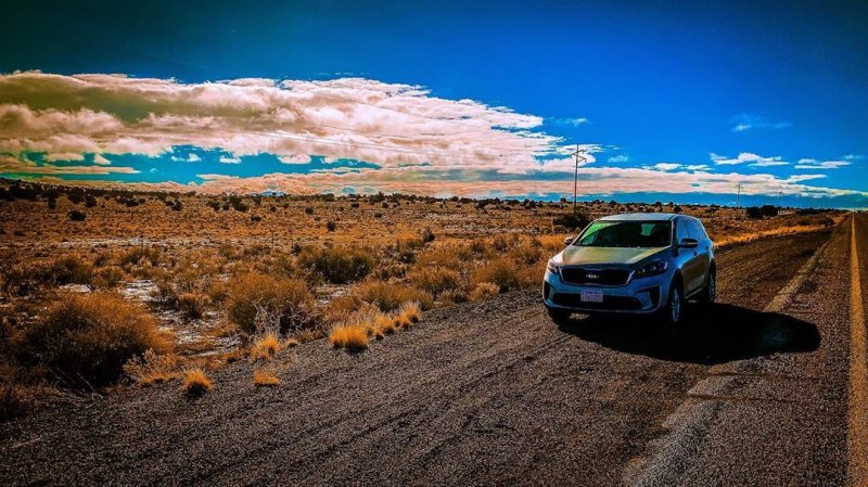 U.S. Route 93 Terrifying Drives in Arizona
