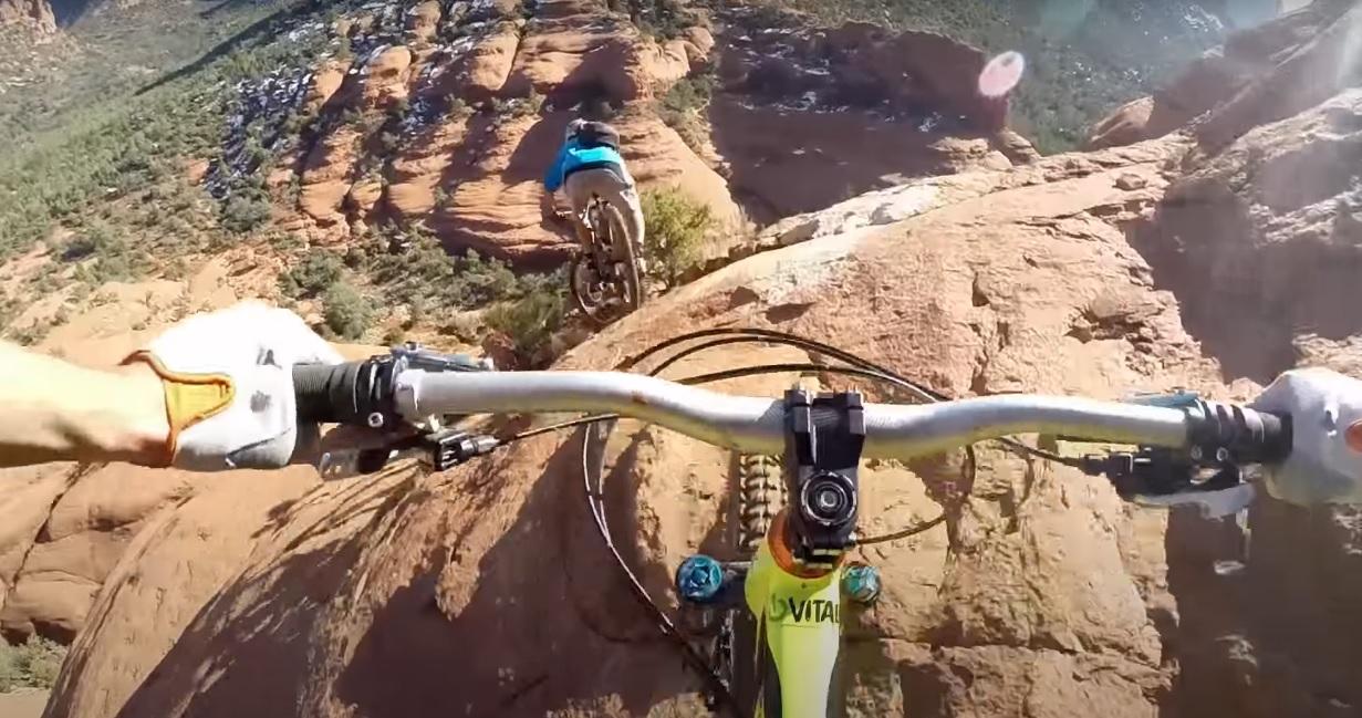 Mountain Biking Extreme Arizona