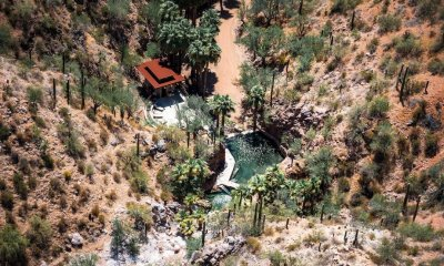 Aerial View Resort Arizona