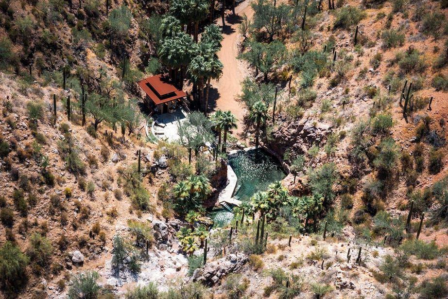 Aerial View Resort Arizona