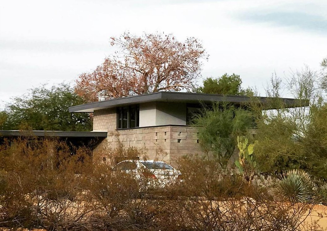 Arthur Pieper House Frank Lloyd Wright