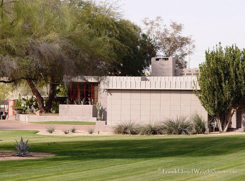 Benjamin Adelman House AZ Architecture