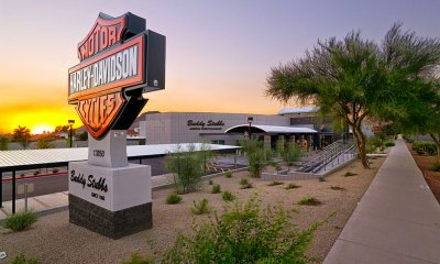 Buddy Stubbs Harley Davidson Motorcycle Museum Arizona Interesting Places