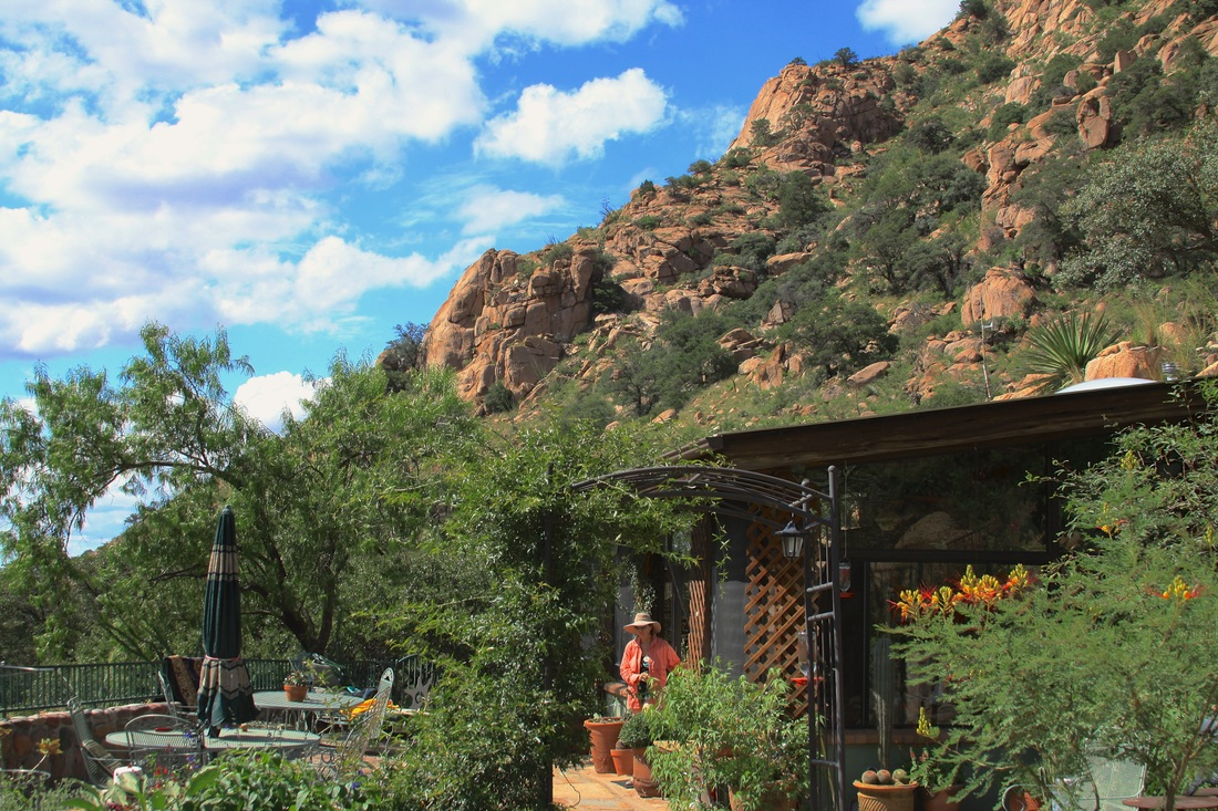 Chulo Canyon Cave House bisbee