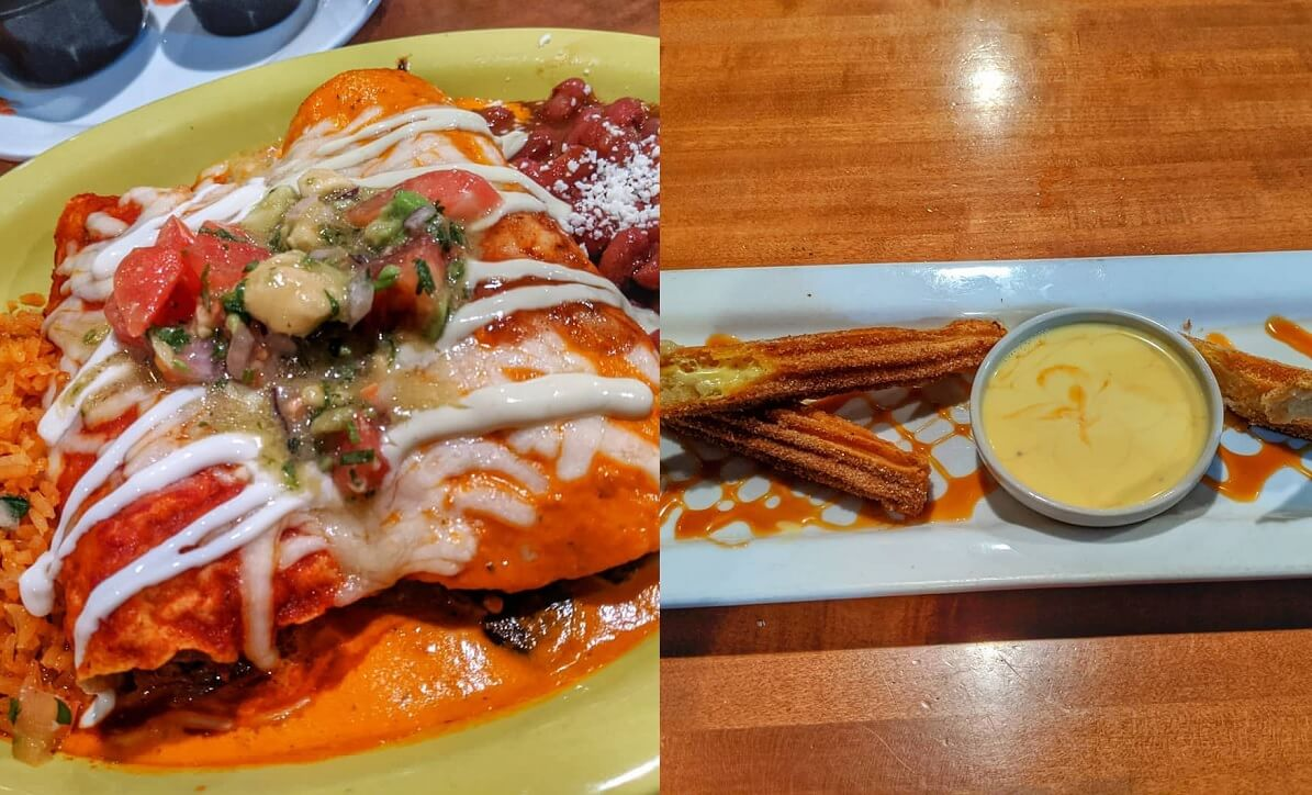 Cocina Madrigal mexican food