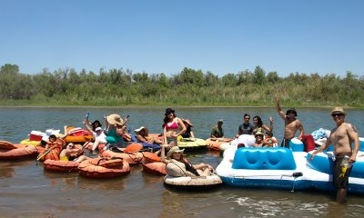 Colorado River Tubing AZ
