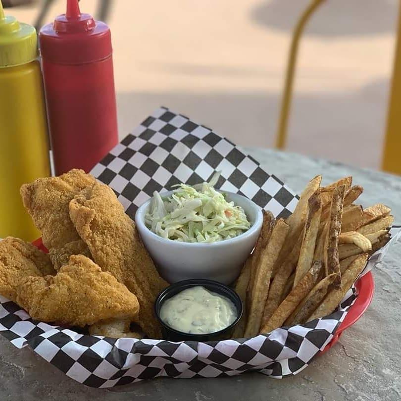 Fish & Chips longhorn grill arizona