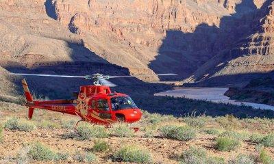 Helicopter Tour AZ different ways to explore arizona