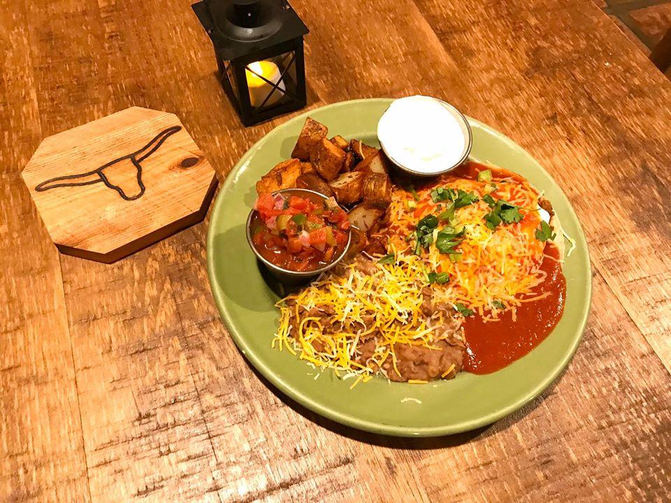 Huevos Rancheros yummy food arizona