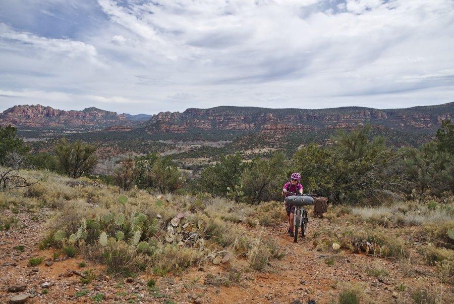 Lime Kiln Mountain Bike Trail arizona