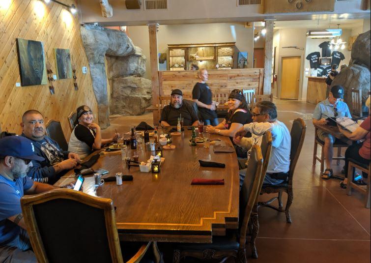Longhorn Grill Arizona customers experience