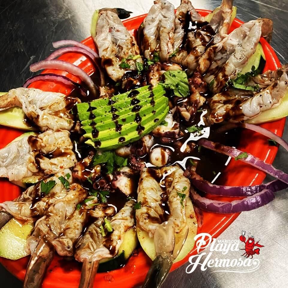 Mariscos Playa Hermosa best mexican restaurants in phoenix