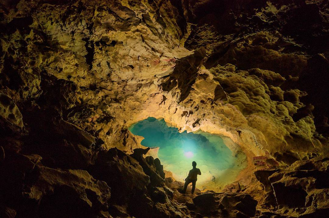 Peppersauce Caveunderground attractions in arizona