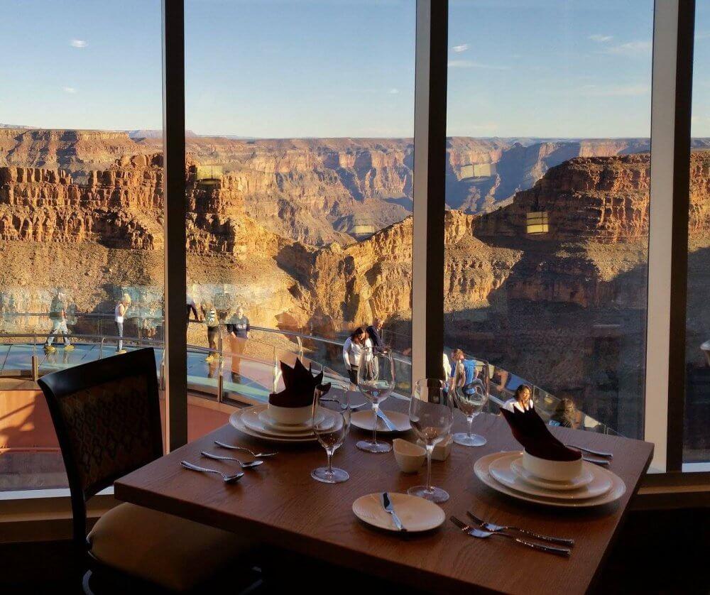 Sky View Restaurant Arizona Grand Canyon