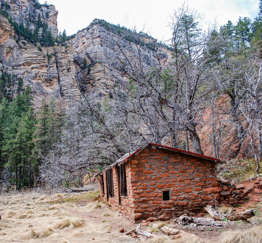 stone cabin az west fork trail