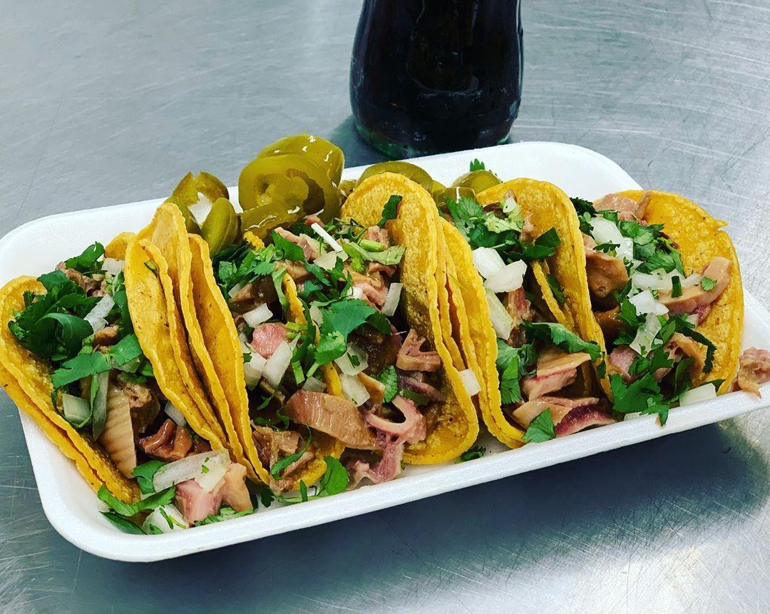 Tacos Al Pastor tacos az