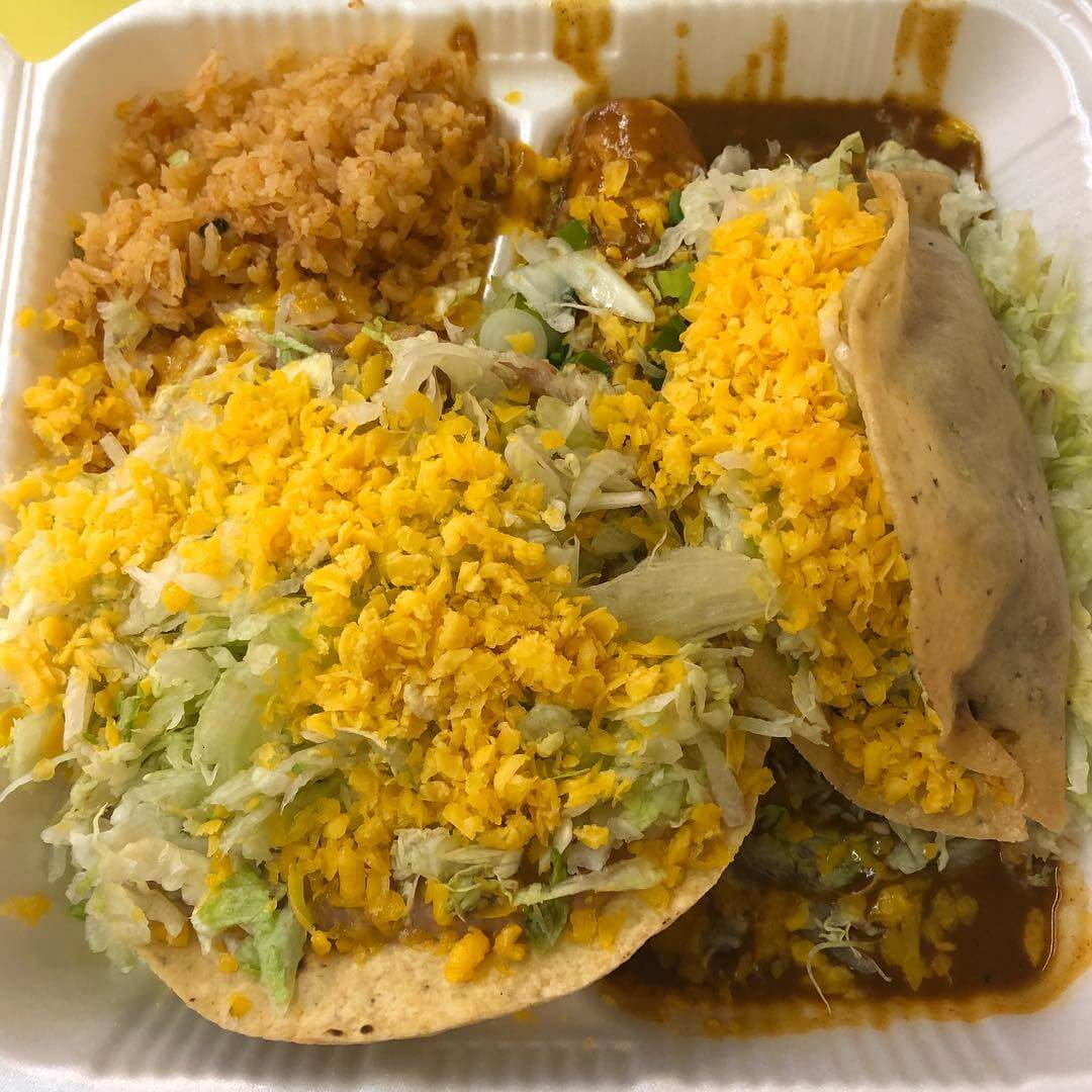 The Original Carolina's Mexican Food Yummy Restaurant