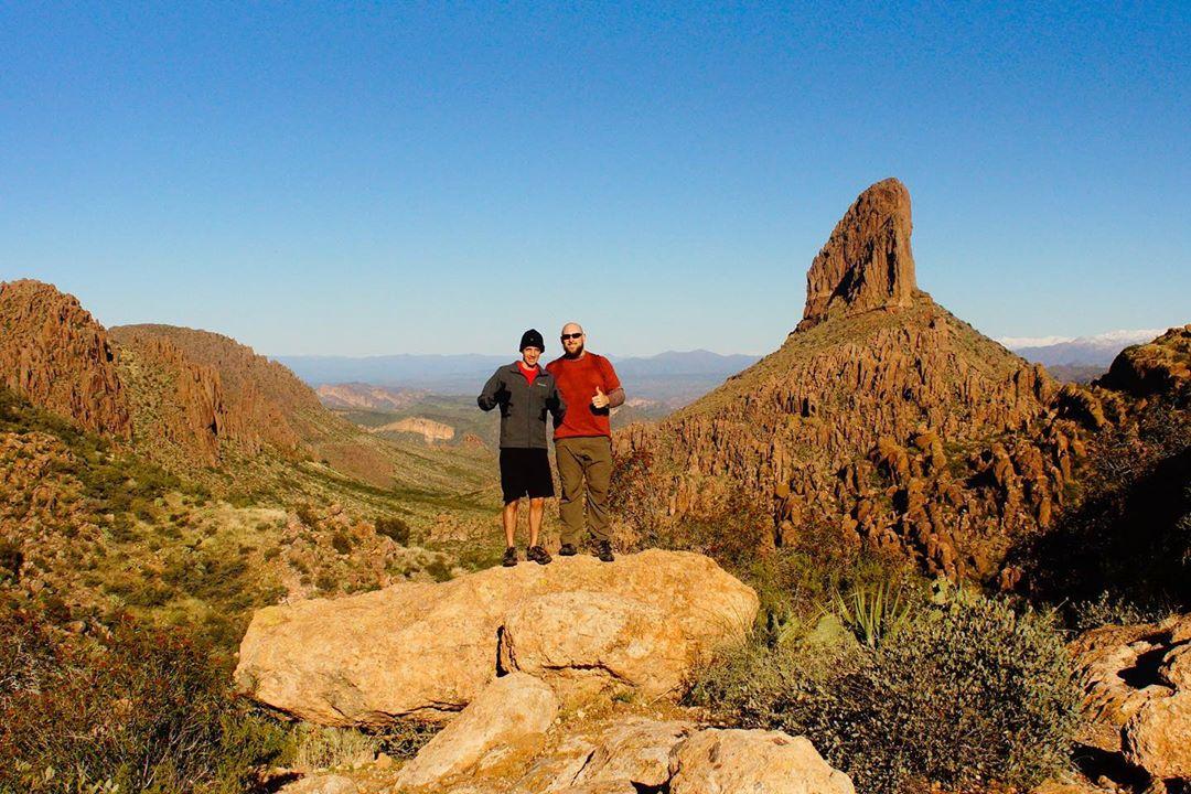 background arizona nature