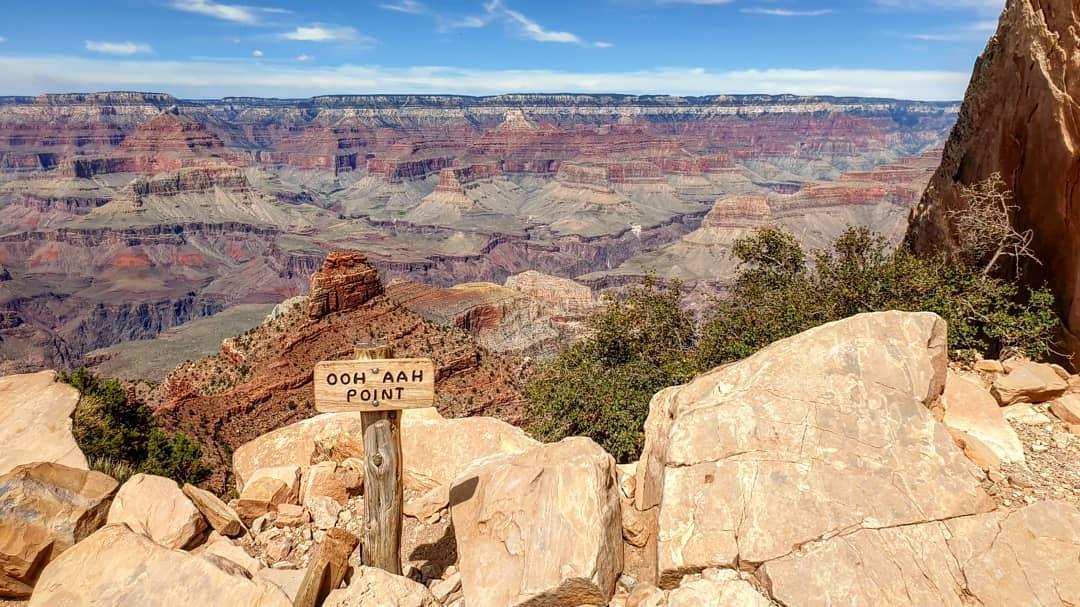 view arizona beautiful ooh aah point grand canyon
