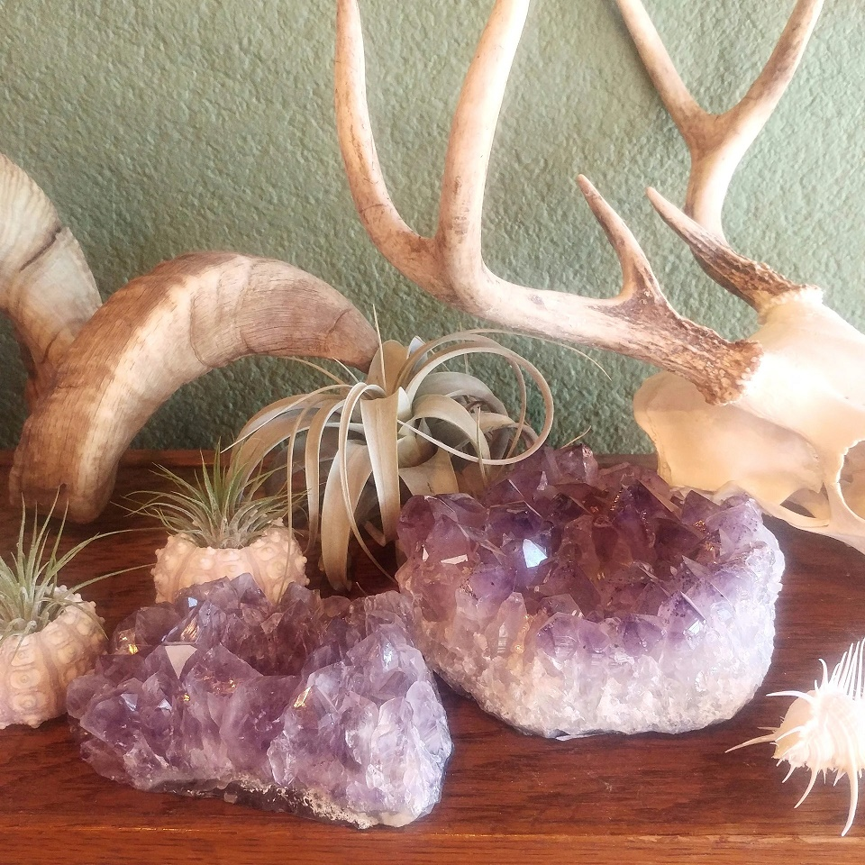 Amethyst Candle Holder shop in arizona