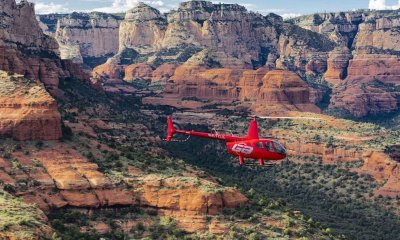Guidance Air Flight Sedona Helicopter Tour in Arizona