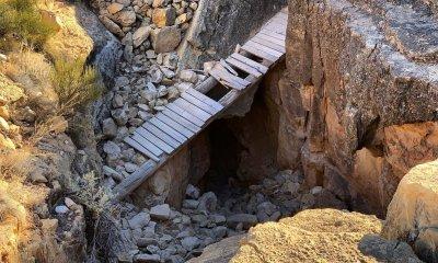 Inside the Cave Arizona