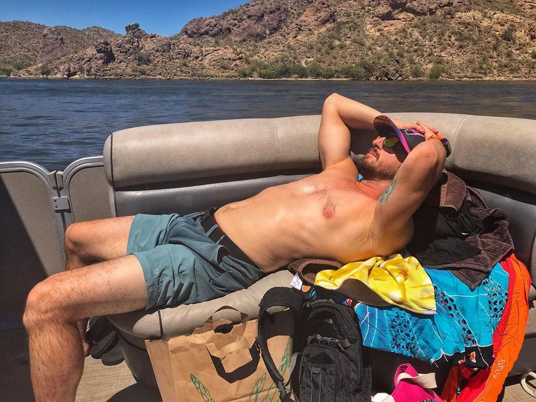 Napping in the Lake Arizona