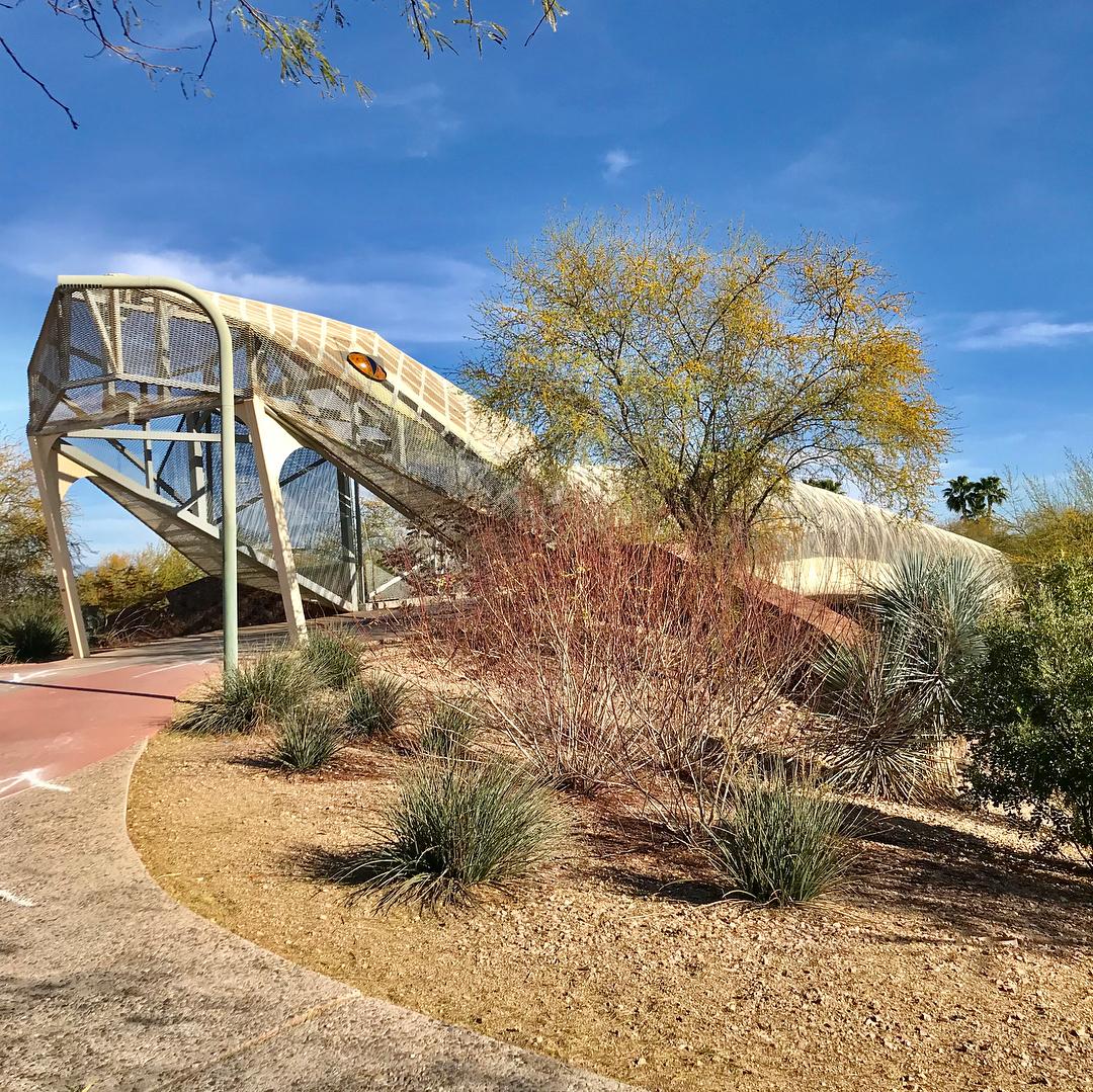Snake Bridge Tucson az