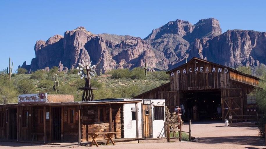 Superstition Mountain Museum arizona