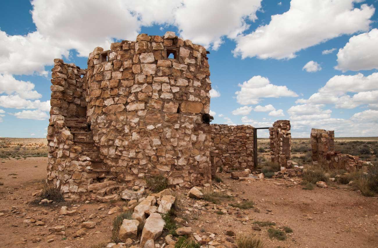 Two Guns az Apache Death Cave