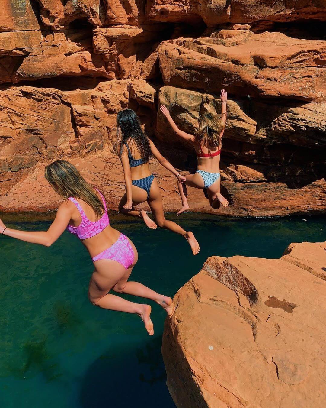 arizona cliff jumping destinations