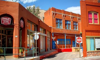 bisbee charming towns in arizona