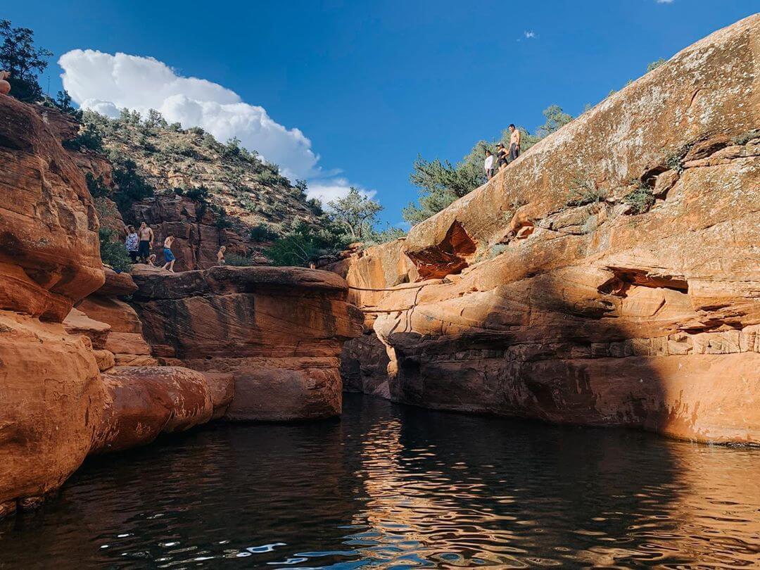 famous arizona swimming destinations