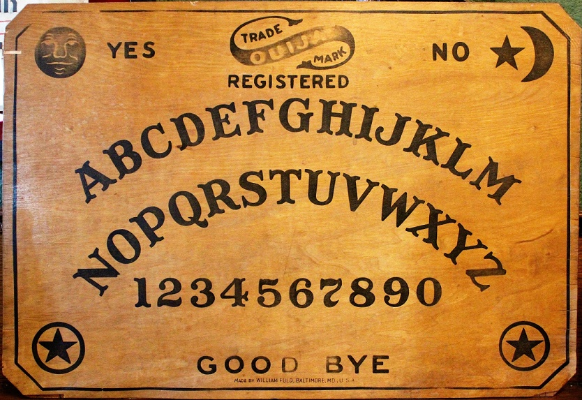 ouija board Curious Nature Phoenix