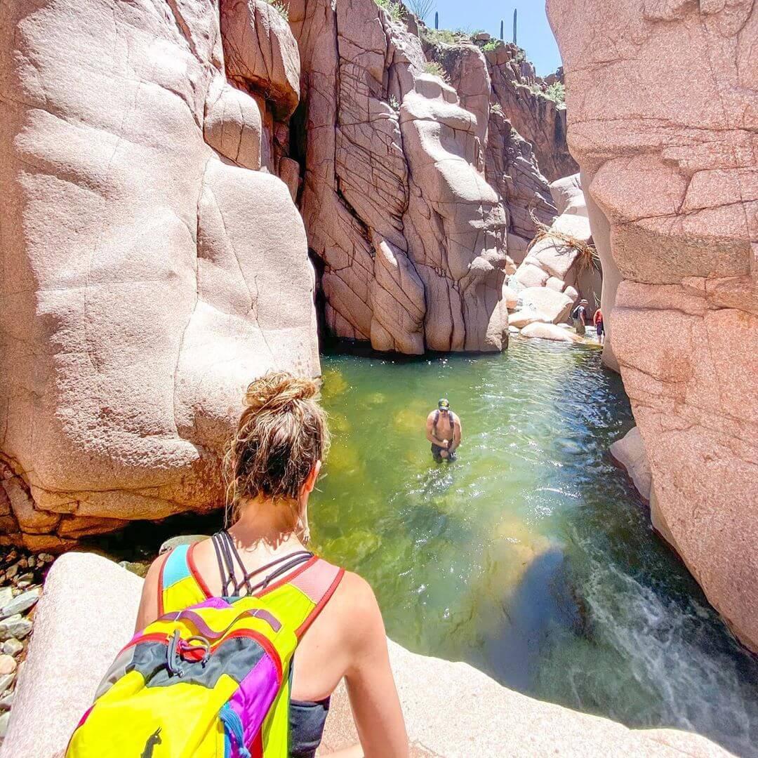 slot canyons az beautiful