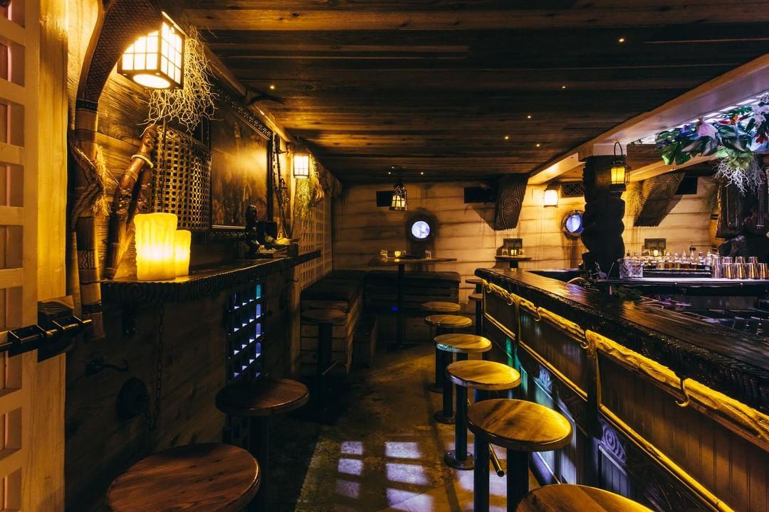 subterranean cocktail bar in az