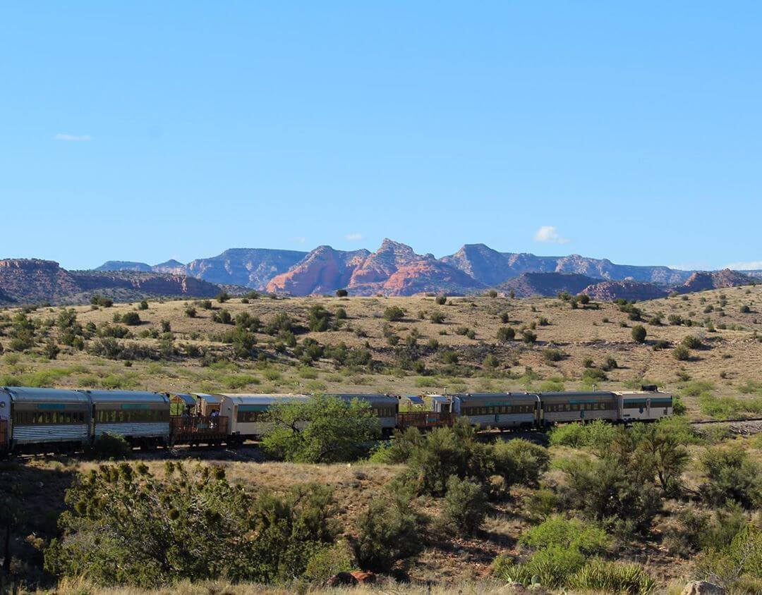 verde Canyon Railroad clarkdale az