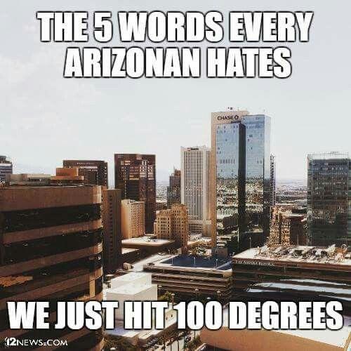 100 Degrees AZ