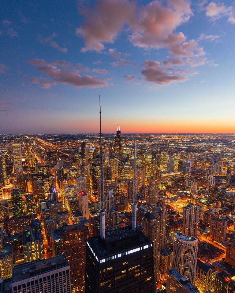 360 Chicago Observation Deck illinois