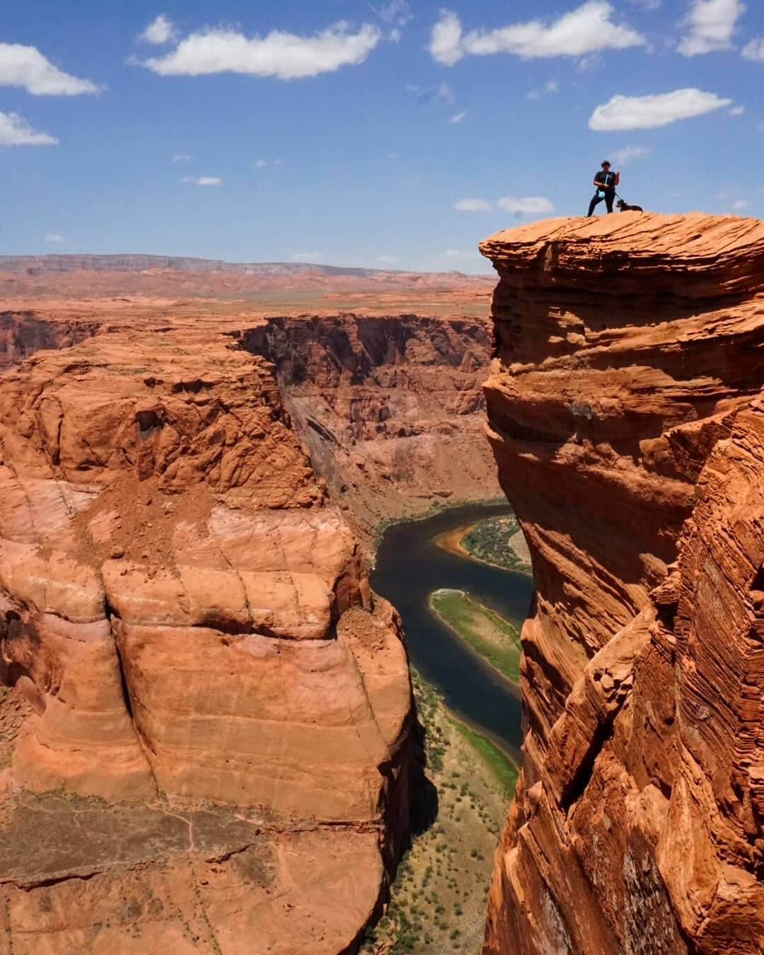 Arizona High Rock Formations