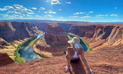 Beautiful Hike in Arizona
